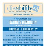 Conversation 360: Dating & Disability