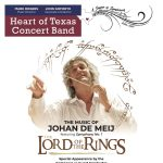 "The Heart of Texas Concert Band- ""The Music of J..."