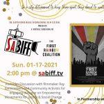 The First Rainbow Coalition Film Screening