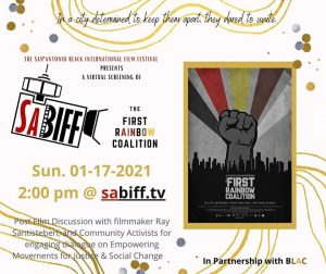 The First Rainbow Coalition Film Screening