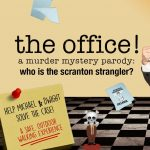 The Office! A Murder Mystery Parody: Who is the Sc...