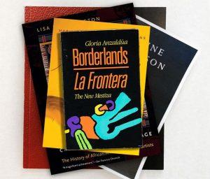 Virtual Reading Red Book Club: Borderlands/La Frontrera: The New Mestiza