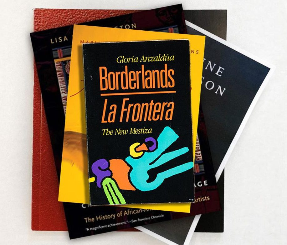 Virtual Reading Red Book Club: Borderlands/La Fron...