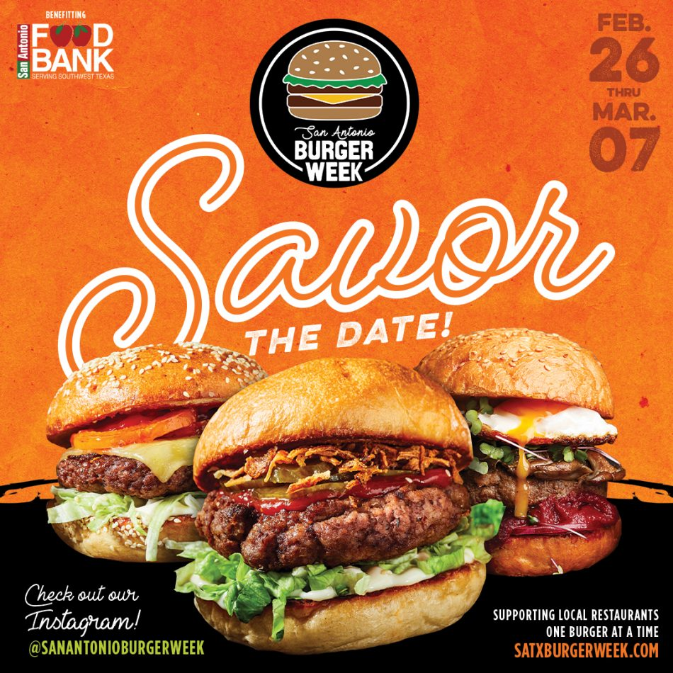 San Antonio Burger Week
