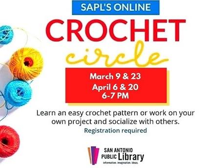 SAPL Crochet Circle