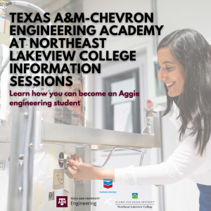 TEXAS A&M ENGINEERING ACADEMY ZOOM INFORMATION...
