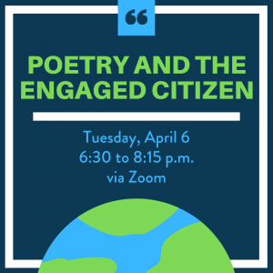 Poetry and the Engaged Citizen