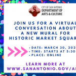 Virtual Conversation: New Mural for Historic Market Square