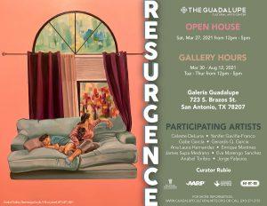 Resurgence Art Exhibit