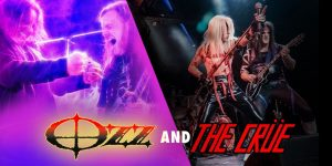 Ozz and The Crüe