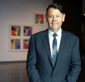 Curator Talk with Gilbert Vicario