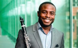Anthony McGill Lincoln Center Front Row Concert Presented by San Antonio Chamber Music Society