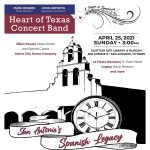 Heart of Texas Concert Band- San Antonio's Spanish Legacy