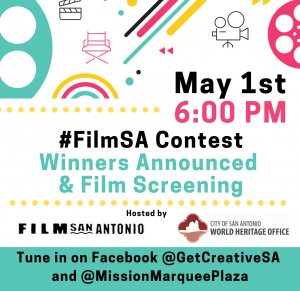 2021 #FilmSA Contest Winner Announcement and Film Screening