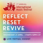 International Music Festival - Reflect | Reset | Revive!