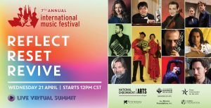 International Music Festival - Reflect | Reset | R...