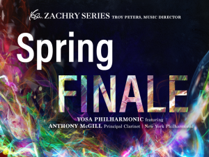 Zachry Series: Spring Finale