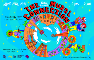 """Pabst Blue Ribbon Presents """"The Mural Connection,"""" a One-Day Art Walk Through Downtown"""