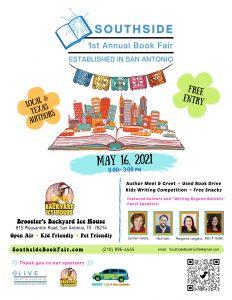 2021 Southside Book Fair