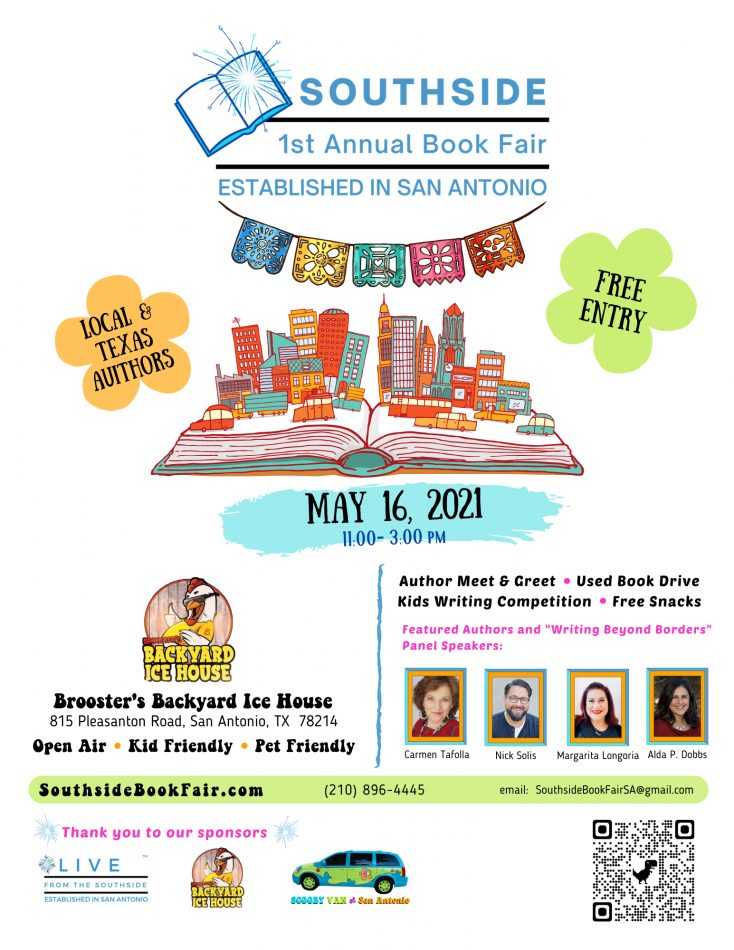 2021 Southside Book Fair