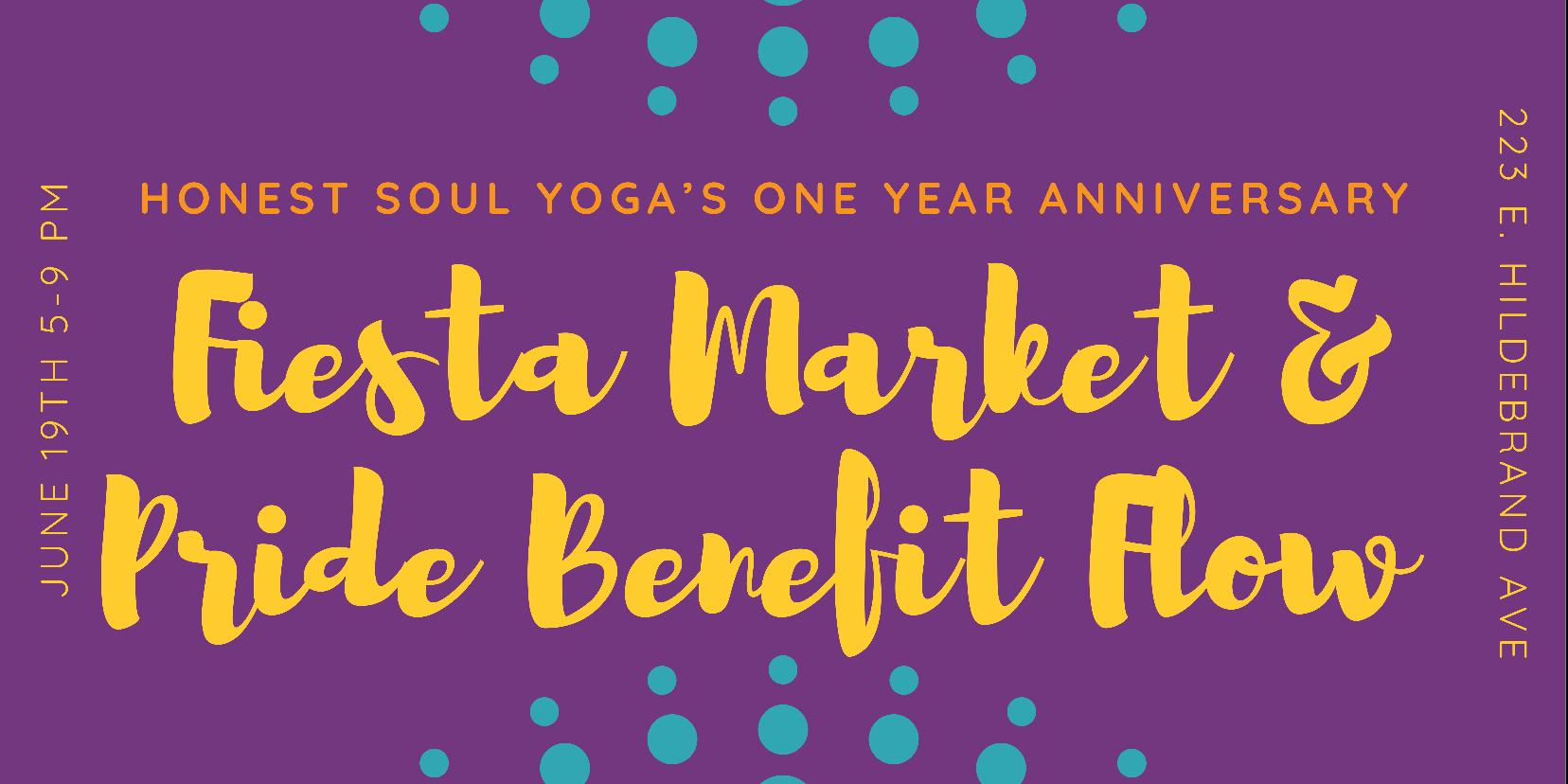 Shop Local Market: Fiesta Edition at Honest Soul Y...
