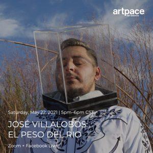 José Villalobos: El Peso Del Rio (The Weight of the River)