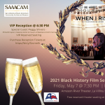 "Black History Film Series Inaugural Screening - ""When I Rise"""
