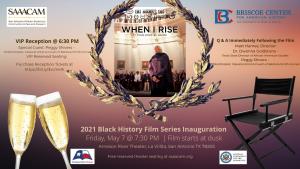 "Black History Film Series Inaugural Screening - ""When I Rise"""