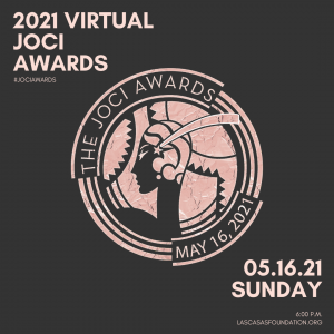 2021 Virtual Joci Awards