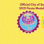 Official City of San Antonio 2021 Fiesta Medal Giveaway