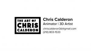Christopher Calderon