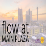 FREE Yoga Flow on Main Plaza