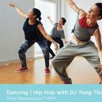 Wellness at the Tobin   Hip Hop with DJ Yung Thunda