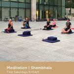 Wellness at the Tobin | Shambhala Meditation