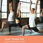 Wellness at the Tobin   Yoga with Mobile OM