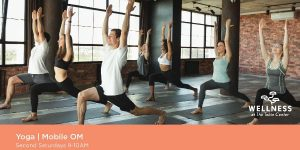 Wellness at the Tobin | Yoga with Mobile OM