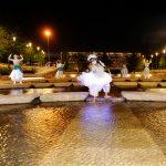 The Global Water Dances