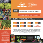 Mission Marquee Plaza Farmers & Artisans Marke...