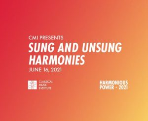 Sung and Unsung Harmonies Concert