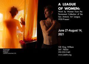 "San Antonio Art League & Museum ""League of Women"" Exhibit"