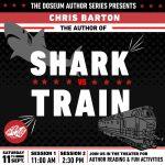 Author Series: Shark Vs. Train