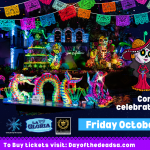Day of the Dead River Parade
