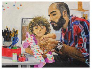 Raul Rene Gonzalez, 2021 Artist of the Year
