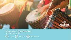 Drum Circle with TamboRhythms