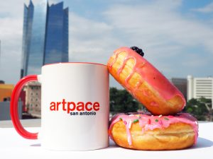 Morning Mixer on the Artpace Rooftop