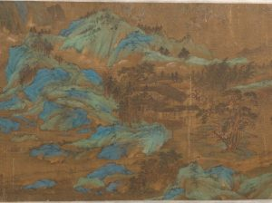 Restoring a 400-year-old Chinese Handscroll Painti...