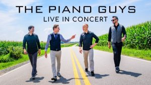 The Piano Guys: Live in Concert