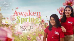 The Children's Chorus of San Antonio Presents: Awaken to Spring!