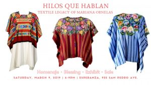 Hilos Que Hablan: Textile Legacy and Life of Mariana Ornelas