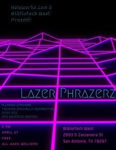 Lazer Phrazerz